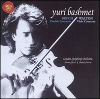 Bruch: Double Concerto; Walton: Viola Concerto - Victor Tretyakov (violin); Yuri Bashmet (viola); London Symphony Orchestra
