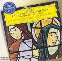 Bruckner: Die 3 Messen - Anton Nowakowski (organ); Claudia Hellmann (contralto); Edith Mathis (soprano); Elmar Schloter (organ);...