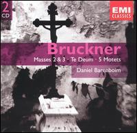 Bruckner: Masses 2 & 3; Te Deum; 5 Motets - Anna Reynolds (contralto); Anne Pashley (soprano); Birgit Finnila (contralto); Don Garrard (bass); Heather Harper (soprano);...
