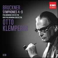 Bruckner: Symphonies Nos. 4-9 -