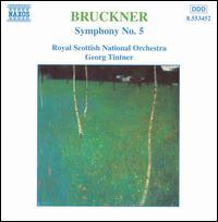 Bruckner: Symphony No. 5 - Royal Scottish National Orchestra; Georg Tintner (conductor)
