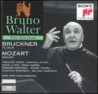 Bruckner: Te Deum; Mozart: Requiem - David Lloyd (tenor); Frances Yeend (soprano); Irmgard Seefried (soprano); Jennie Tourel (alto); Léopold Simoneau (tenor);...
