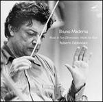 Bruno Maderna: Music in Two Dimensions - Works for Flute