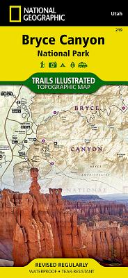 Bryce Canyon National Park - Rand McNally, and National Geographic Maps (Compiled by)