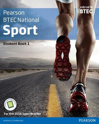 BTEC Nationals Sport Student Book 1 + Activebook: For the 2016 Specifications - Gledhill, Adam, and Taylor, Richard, and Sutton, Louise