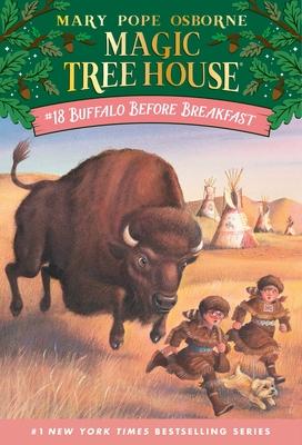 Buffalo Before Breakfast - Osborne, Mary Pope