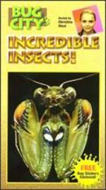 Bug City's Incredible Insects