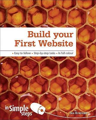 Build Your First Website In Simple Steps - Kraynak, Joe