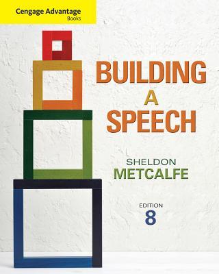 Building a Speech - Metcalfe, Sheldon