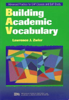 Building Academic Vocabulary - Zwier, Lawrence