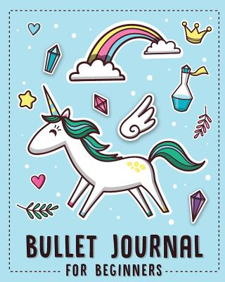 Bullet Journal for Beginners: Unicorn Design - Katie Bently