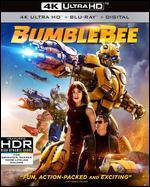 Bumblebee [Includes Digital Copy] [4K Ultra HD Blu-ray/Blu-ray]