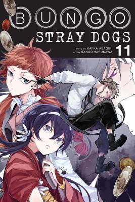 Bungo Stray Dogs, Vol. 11 - Asagiri, Kafka, and Harukawa, Sango