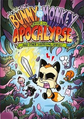 Bunny vs Monkey 6: Apocalypse - Smart, Jamie