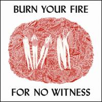 Burn Your Fire for No Witness - Angel Olsen