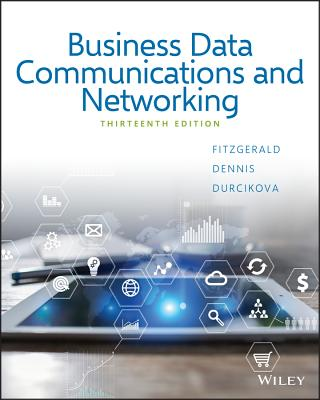 Business Data Communications and Networking - Fitzgerald, Jerry