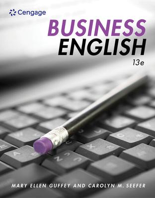 Business English - Guffey, Mary Ellen, and Seefer, Carolyn
