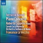 Busoni: Piano Concerto, Op. 39