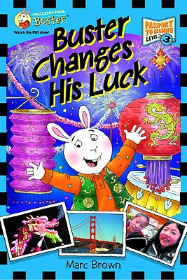 Buster Changes His Luck - Brown, Marc Tolon