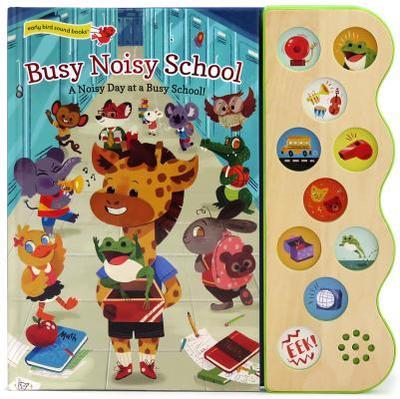 Busy Noisy School - Crowe, Carmen