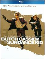 Butch Cassidy and the Sundance Kid [Limited Edition] [DigiBook] [Blu-ray]