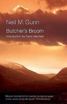 Butcher's Broom - Gunn, Neil
