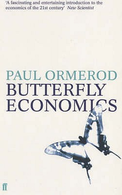 Butterfly Economics - Ormerod, Paul