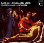 Buxtehude: Membra Jesu Nostri, BuxWV 75