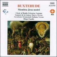 Buxtehude: Membra Jesu nostri - Accademia Strumentale Italiana, Verona; Catherina Trogu-Rohrich (soprano); Daniele Carnovich (bass); Mario Cecchetti (tenor);...