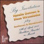 By Invitation: Natalia Gutman & Elisso Wirssaladze play Beethoven & Mendelssohn