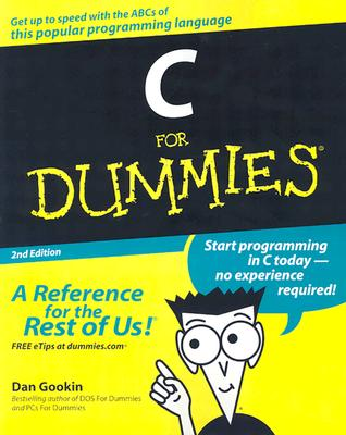 C for Dummies - Gookin, Dan
