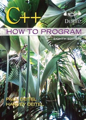 C++ How to Program - Deitel, Paul J., and Deitel, Harvey