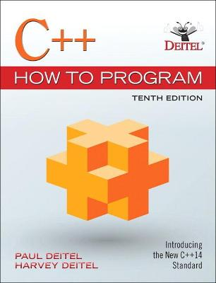 C++ How to Program - Deitel, Paul J, and Deitel, Harvey