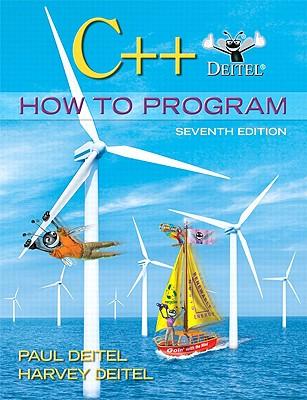 C++ How to Program - Deitel, Paul J, and Deitel, Harvey M, PH.D.