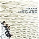 C.P.E. Bach: Complete Piano Trios