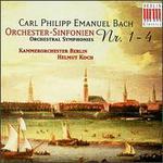 C.P.E. Bach: Orchestral Symphonies
