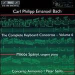 C.P.E. Bach: The Complete Keyboard Concertos, Vol. 6