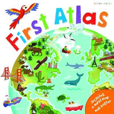 C48 First Atlas Book - Steele, Phillip