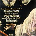 Cabezon: Obras de musica