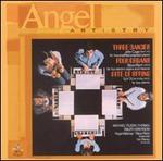 Cage: 3 Dances; Reich: 4 Organs; Stravinsky: Rite of Spring