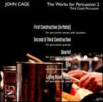 Cage: The Works for Percussion 2