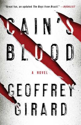 Cain's Blood - Girard, Geoffrey