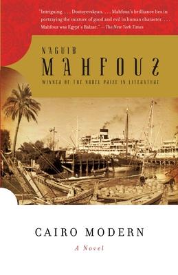 Cairo Modern - Mahfouz, Naguib
