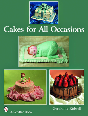 Cakes for All Occasions - Kidwell, Geraldine