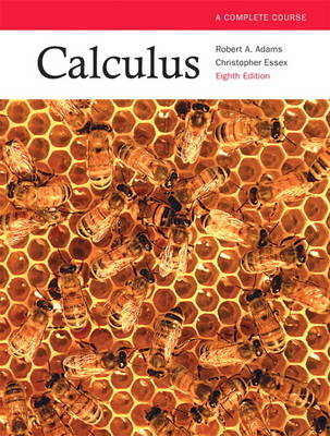 Calculus: A Complete Course - Adams, Robert A.
