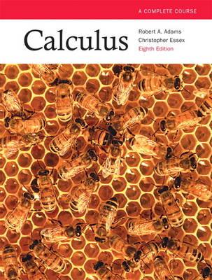 Calculus: A Complete Course - Adams, Robert A.