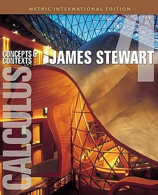 Calculus: Concepts and Contexts - Stewart, James