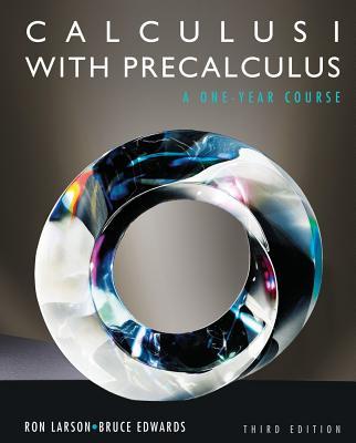 Calculus I with Precalculus - Larson, Ron, Professor