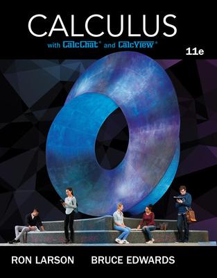 Calculus - Larson, Ron, Professor