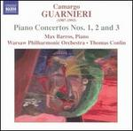 Camargo Guarnieri: Piano Concertos Nos. 1, 2 and 3